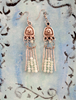 Picture of Romantic Boho Earrings in Mint