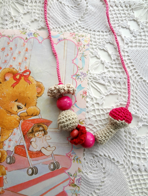 Picture of Little Miss Necklace #5
