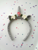 Picture of Unicorn Heaband in Grey