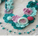 Picture of Azul Kahlo Necklace