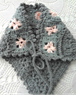 Picture of Crochet Head Scarf and Warmers