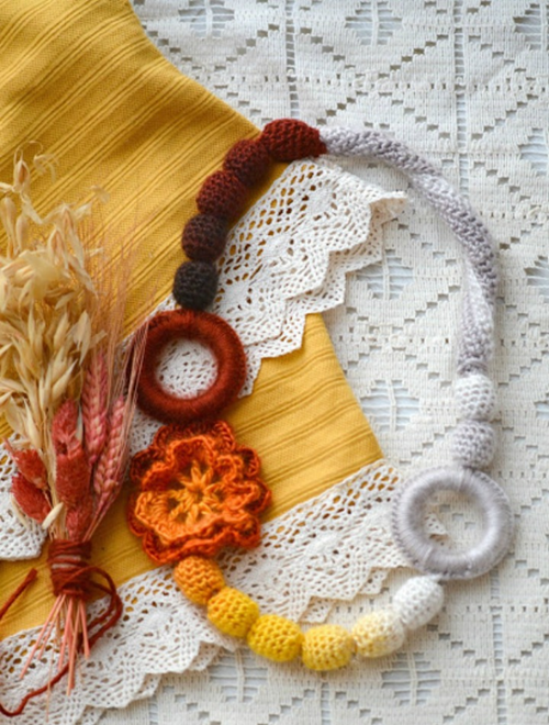 Picture of Autumnal Necklace