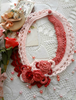 Picture of Lace Roses Necklace