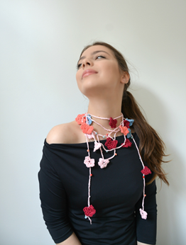 Picture of Colorful Oya Necklace